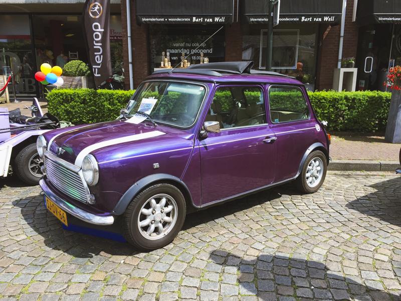Classic Car Event Bakel