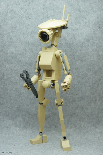 DUM-series pit droid, by nobu_tary, on Flickr