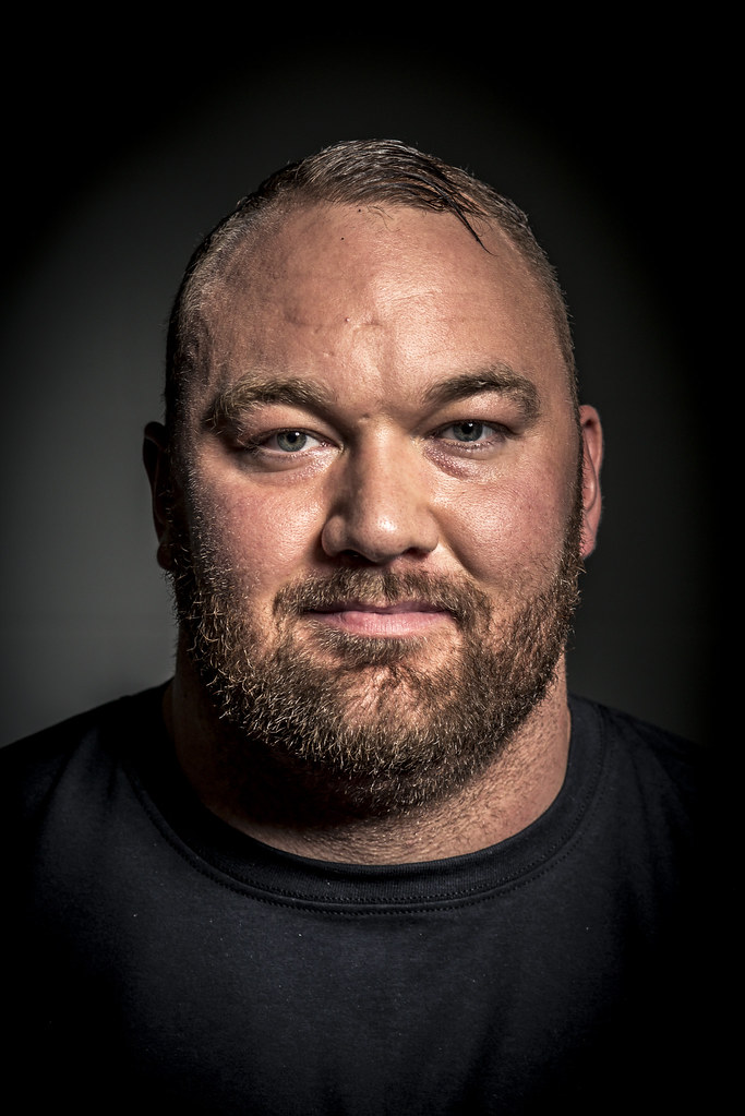 The 30-year old son of father (?) and mother(?) Hafþór Júlíus Björnsson in 2019 photo. Hafþór Júlíus Björnsson earned a  million dollar salary - leaving the net worth at  million in 2019
