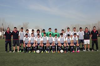Sportivo Barracas - Fútbol Infantil  - Temporada 2016 - Categoría 2003