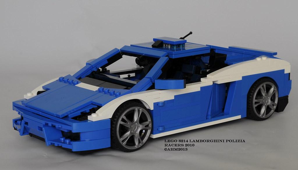 Amazon.com: LEGO Lamborghini Gallardo LP 560-4 Polizia: Toys & Games