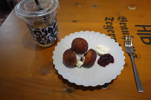 行って見た!Binowa Cafe