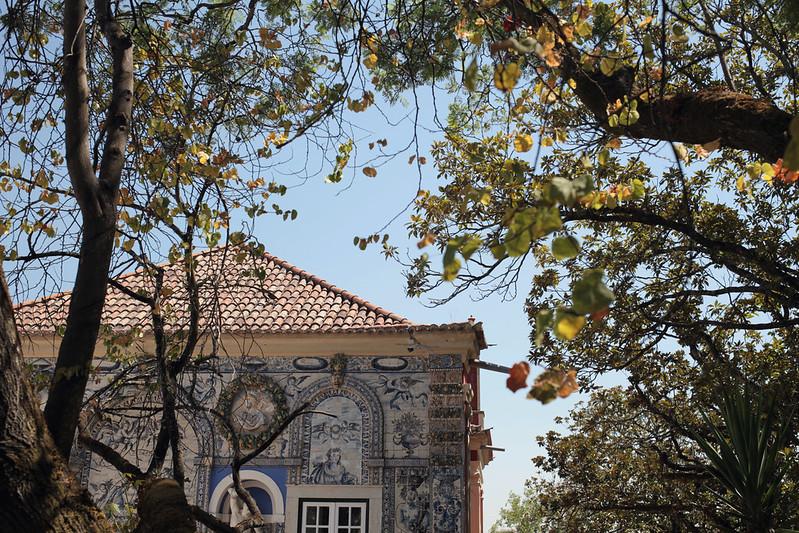 Palacio da Fronteira, Lisboa