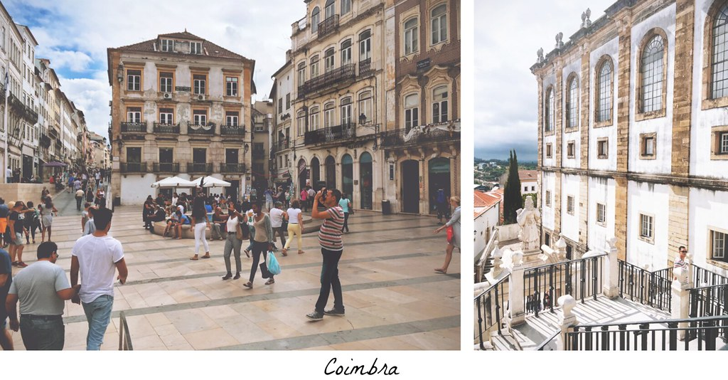 Coimbra, Portugal | via It's Travel O'Clock