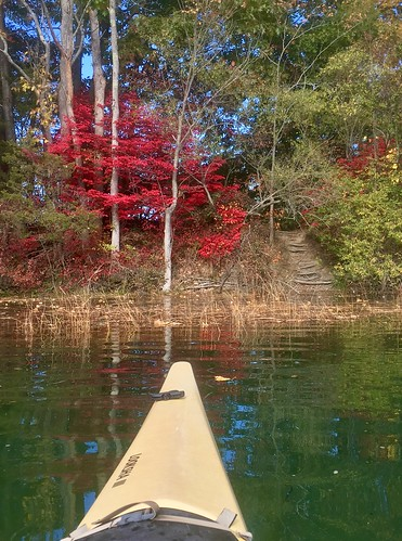 October Paddle