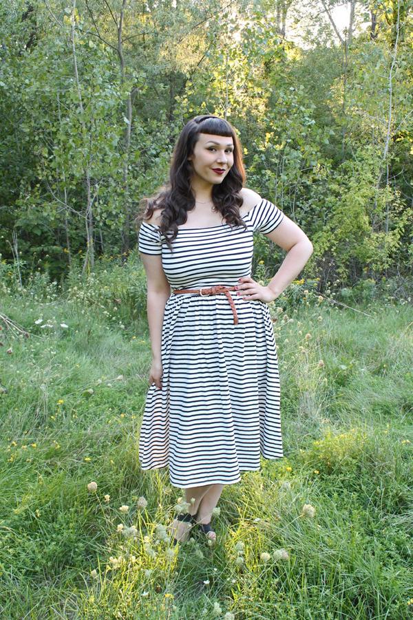 target bardot dress