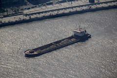 Barge on Huangpu River