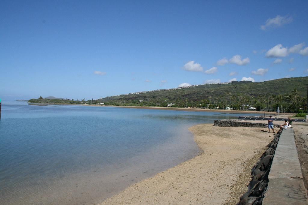 Maunalua Beach Park