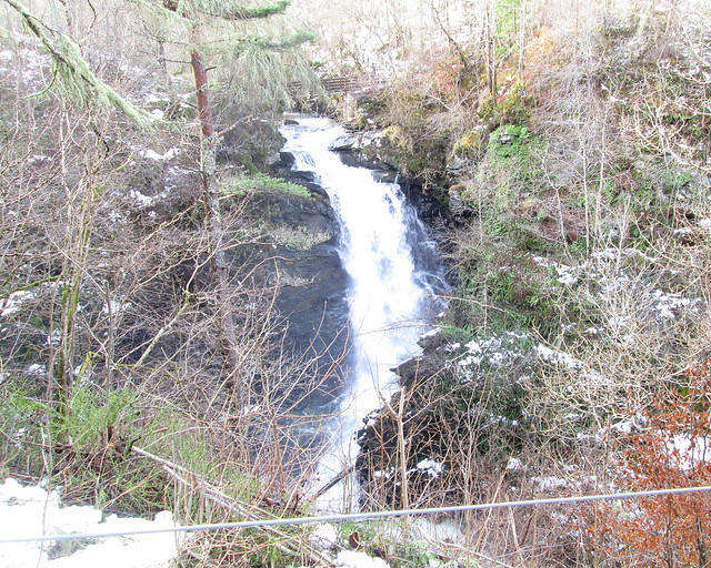 The Falls of Moness, Birks of Aberfeldy