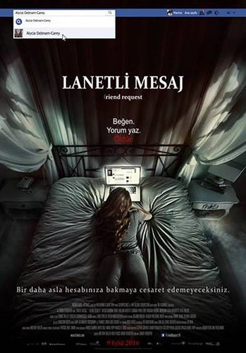 Lanetli Mesaj - Friend Request (2016)
