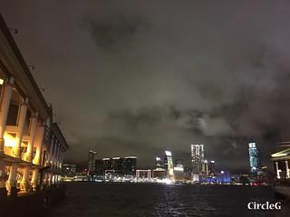 CIRCLEG 遊記 香港 中環 金鐘 夜景  (2)