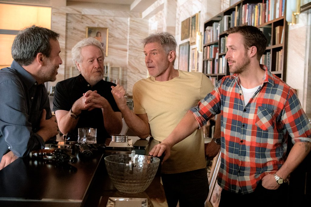 RT @omaze: YOU could join Harrison Ford & @RyanGosling in Budapest on the set of the new Blade Runner movie! ENTER:… https://t.co/2iNNYcJH35