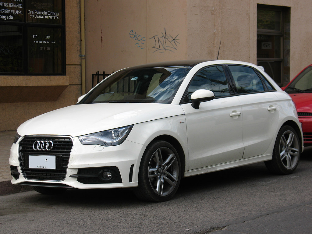 audi a1 sportback 1 4t s line 2013 curico calle carmen rl gnzlz flickr. Black Bedroom Furniture Sets. Home Design Ideas
