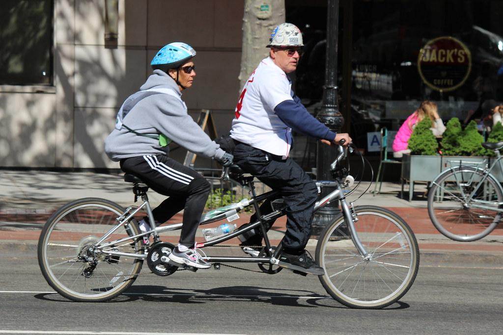 Boro Bike Tour  Results