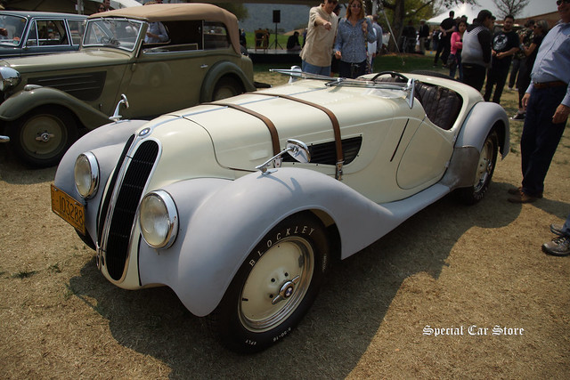 1938  Frazer Nash BMW