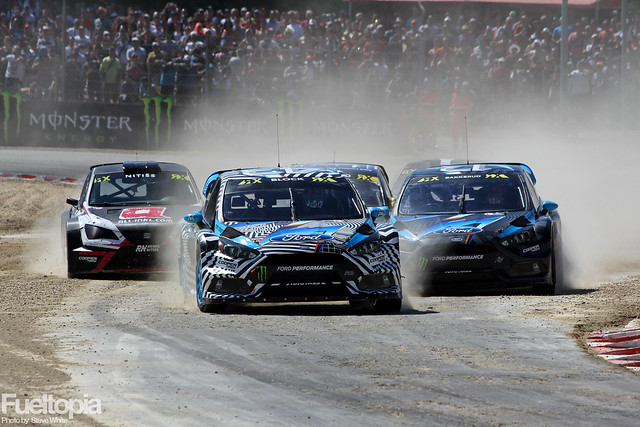 Ford Focus III RS RX (43) (Ken Block)