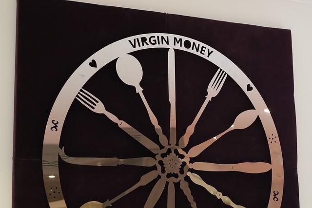 Virgin Money Lounge Sheffield