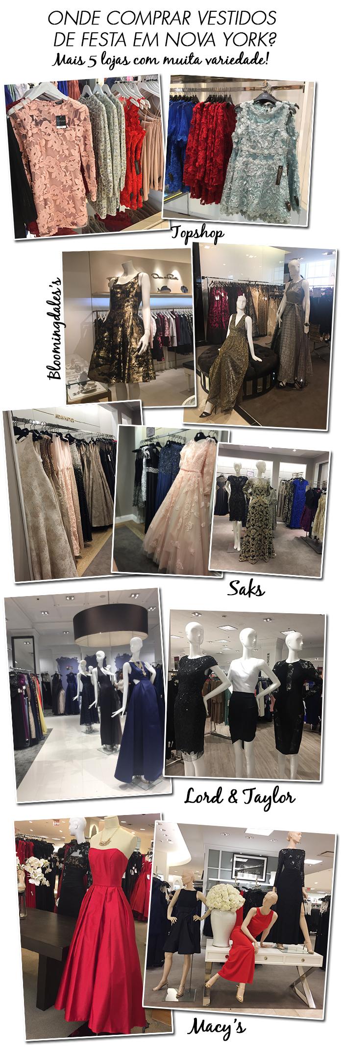 ae400d970 5 lojas para comprar vestidos de festa em Nova York - parte 2 – Blog ...