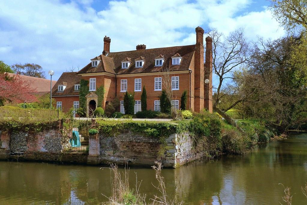 Salisbury Hall Former Home Of Nell Gwyn Allegedly Jenny Flickr