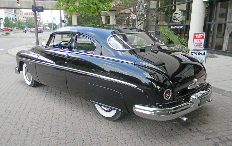 1949 Lincoln Coupe Hipo 50 S Maniac Flickr