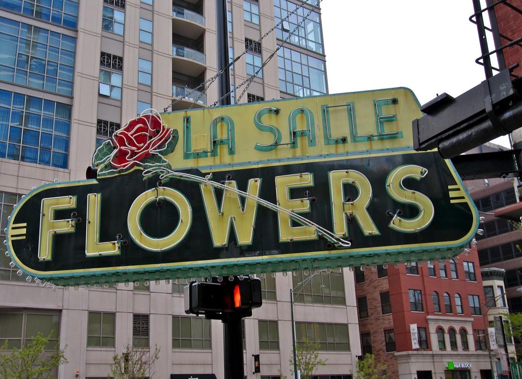 la salle flower shop chicago il la salle flower shop 73 flickr
