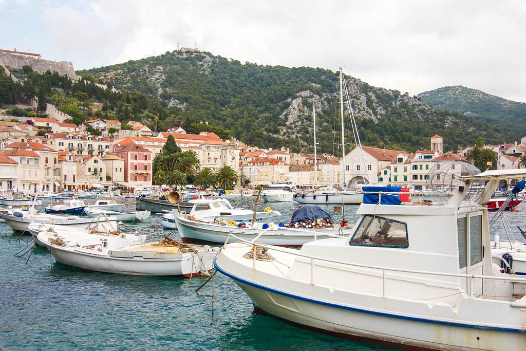 A Glamorous Getaway to Hvar, Croatia | Adelante