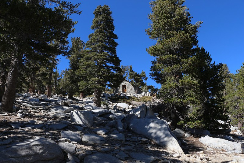San Jacinto Peak Summit Hut