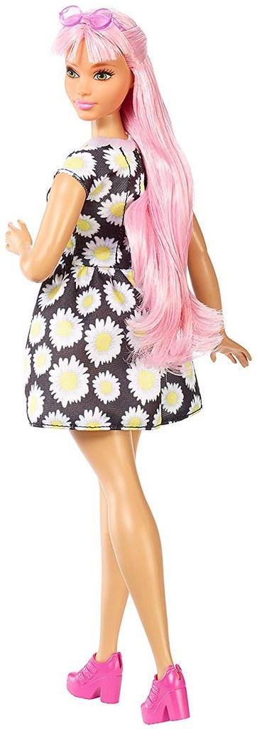 "Barbie: Fashionistas 2017 ""Curvy"""