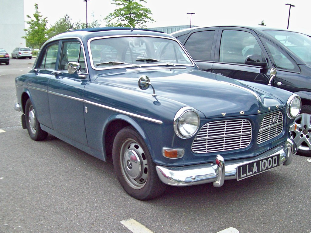 43 Volvo 122S-B18 (1966) | Volvo 122S-B18 (1962-67) Engine 1… | Flickr