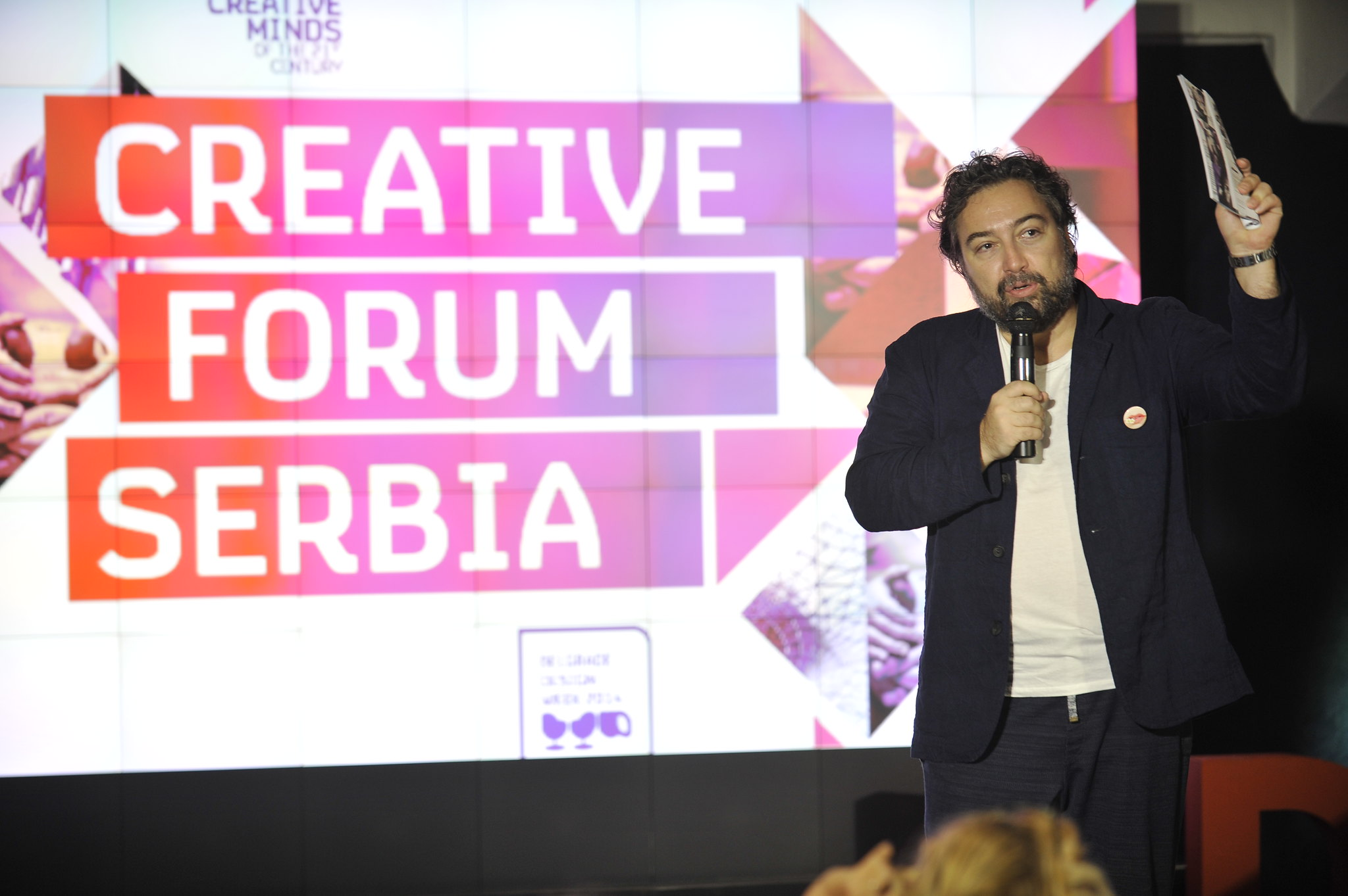 BDW Creative Forum Serbia 2013-2014