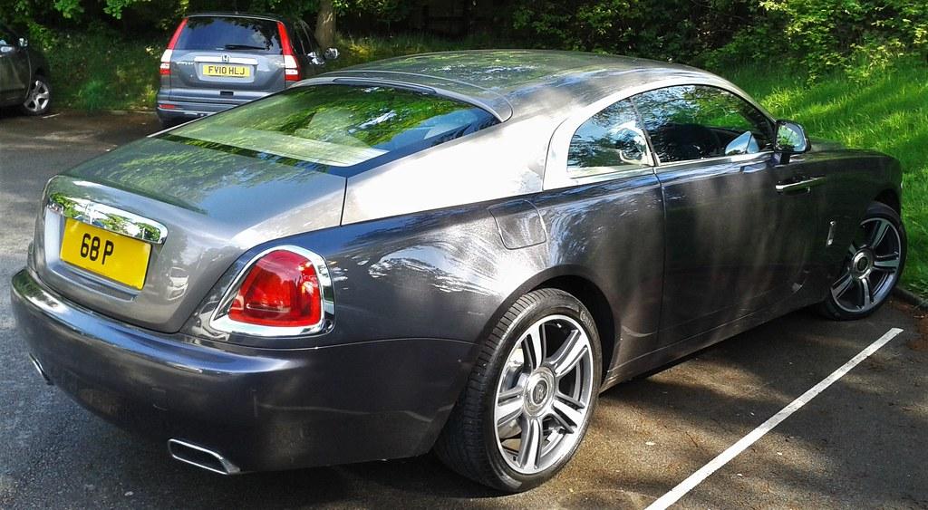 Rolls-Royce Fast Back | old-days-better | Flickr