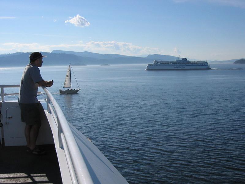 Ferry, 18 Aug 2005