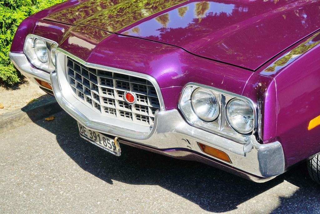 Ford Gran Torino 1972 28 8 2016 2431 Ford Usa Classic Ca Flickr