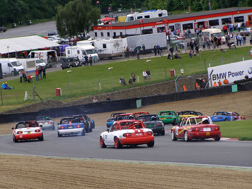 Ma5da MX5 Championship - Brands Hatch - 070712 | by ColeTrickle#46