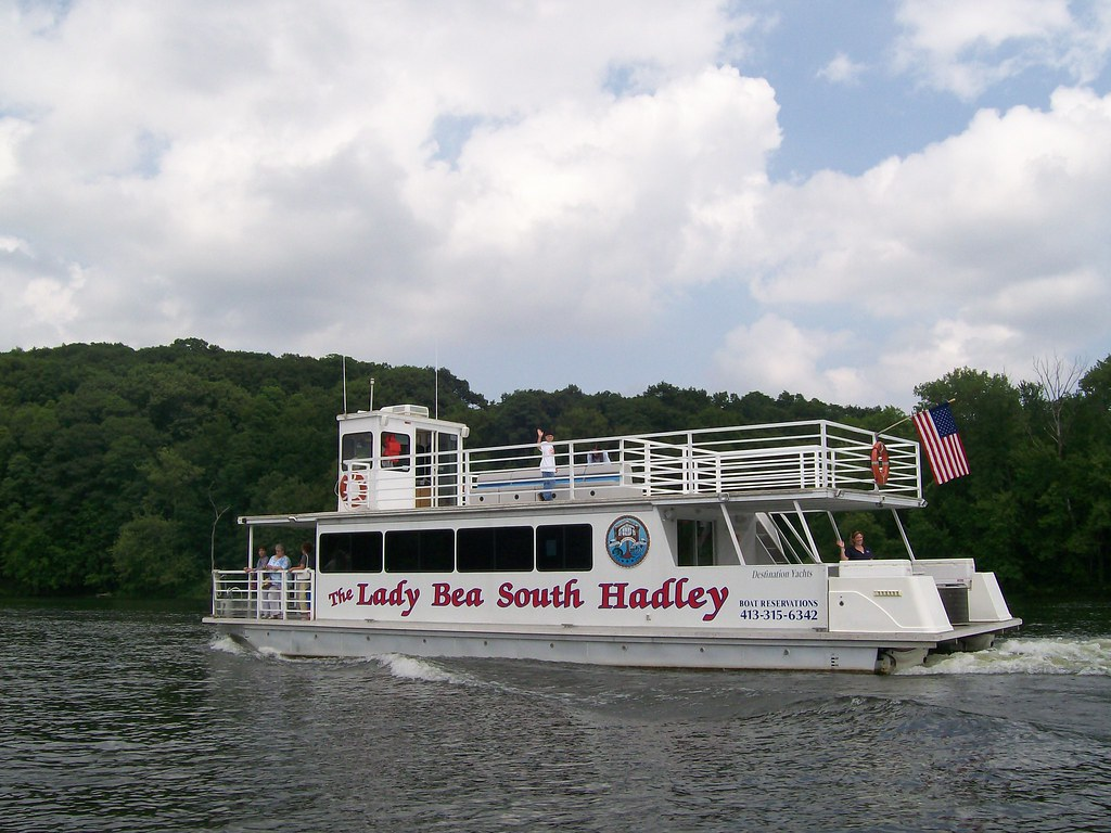 The Lady Bea Cruise Boat Brunelle S Marina South Hadley