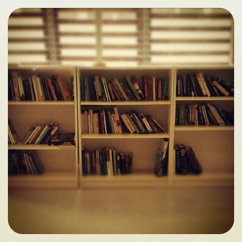 Estantes de libros para intercambiar o tomar prestados en - Estantes para libros ...