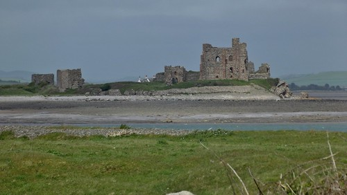 Piel Castle from Walney Island in Cumbria, England - May 2012 | by SaffyH