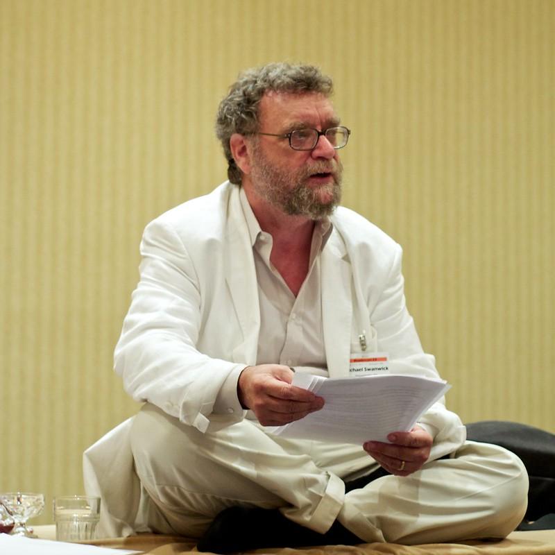 Michael Swanwick (2012)