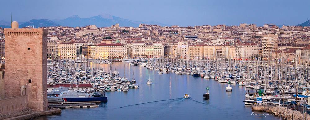 Marseille le vieux port provence apr s une longue - Office du tourisme marseille vieux port ...