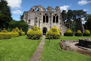Wenlock Priory | by Heaven`s Gate (John)