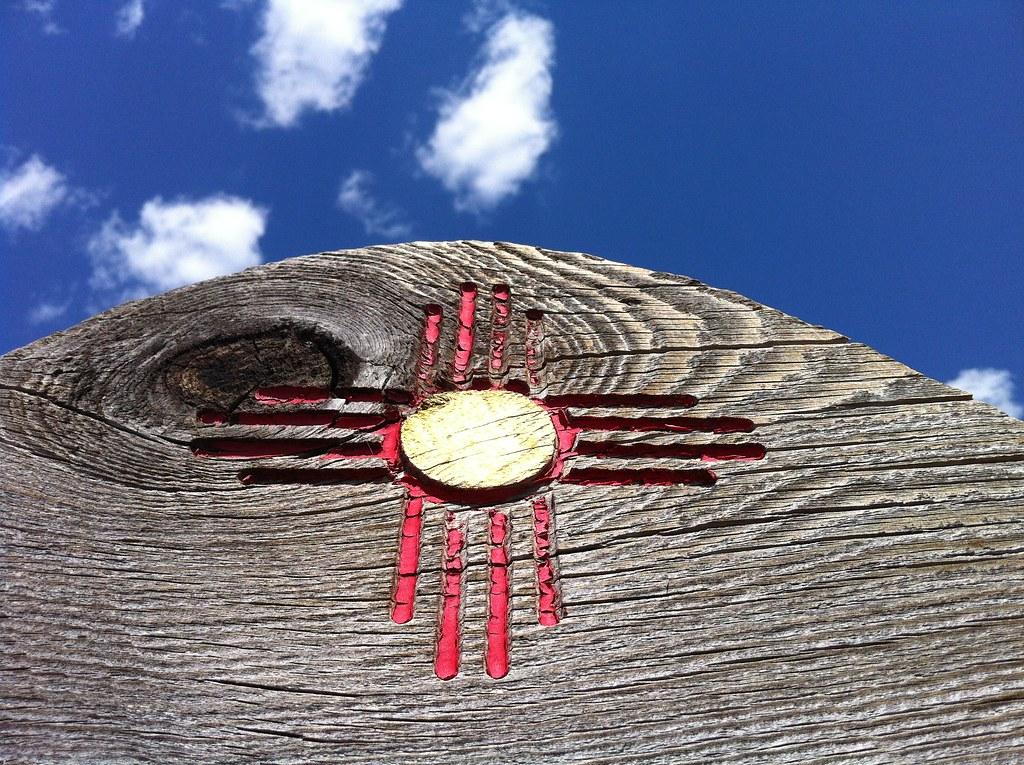 Navajo Sun Symbol Romaryka Flickr
