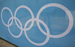 OLYMPIC RINGS 2012 | by Adam Swaine