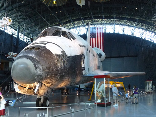 space shuttle discovery smithsonian - photo #16
