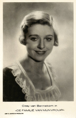 Cissy van Bennekom