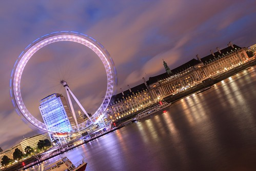 London eye | by Never House
