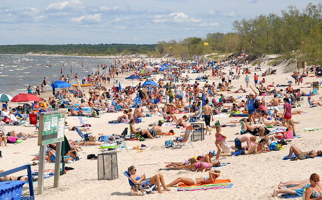 Grand Beach Provincial Park Weather