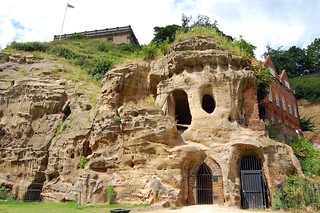 2 Nottingham Castle Caves | by Nicola Twilley