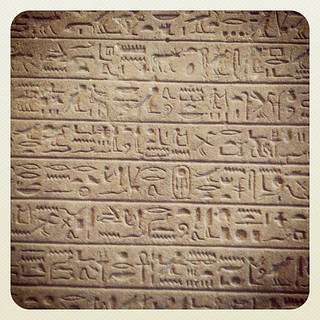 Heiroglyphs #louvre #paris | by elora.daphne
