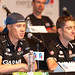 Tom Danielson, Christian Vande Velde - USA Pro Challenge, press conference