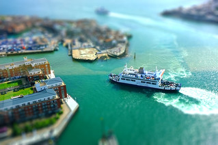 52-32 Wightlink Ferry (Explored) | by Rich Byham
